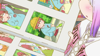 Ep3 Kanna looks at Kobayashi baby album
