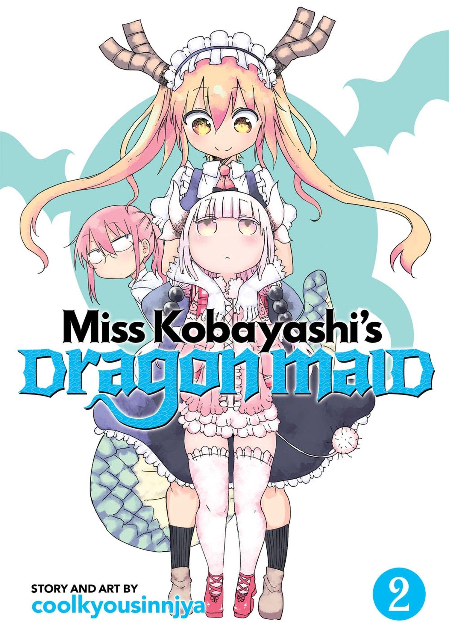 Dragon Maid Volume 2