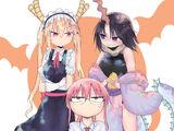 Dragon Maid Volume 3