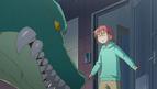 S1E13 Kobayashi Tohru Dragon
