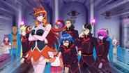 Iruma joins the Student Council