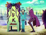 Iruma-kun from Demon School