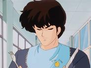 Kyoko's Apron in Ranma 1-2