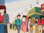 Ranma Episode 31 (13) (Ibuki Yagami & Kozue Nanao)
