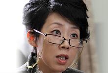 MajisukaGakuen2 NojimaYuriko Principal