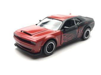 Majorette Dodge Challenger SRT Hellcat #084009-04