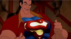 Gaston is superman by segagenesis4100-d48tbcu.png