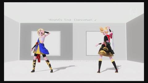 Worlds End Dance Hall PD FT PS4 Rin Len Cover 1080p60fps