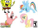 SpongeBob SquarePants X My Little Pony: Friendship is Magic