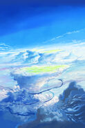 Weathering background