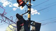Sangūbashi No.3 Railway Crossing 03