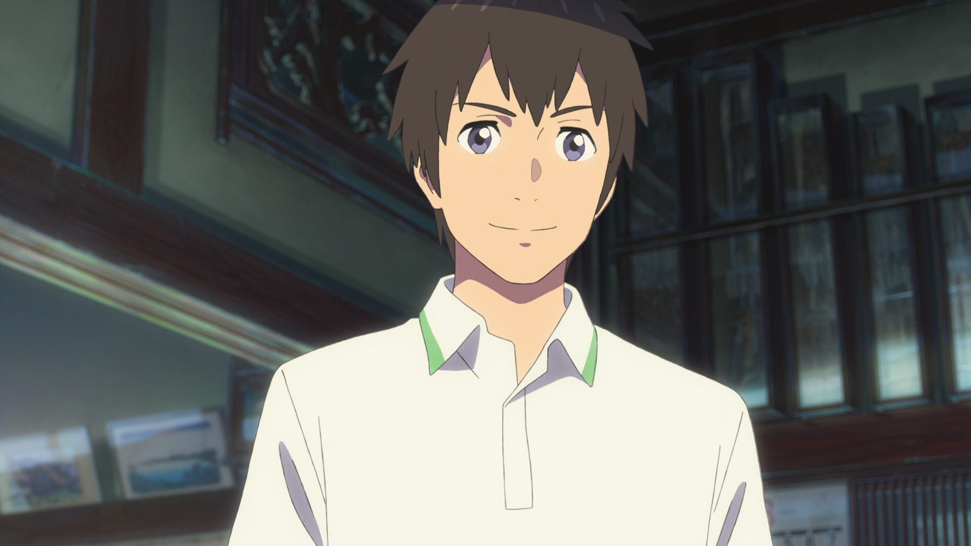 Taki Tachibana Makoto Shinkai Wiki Fandom