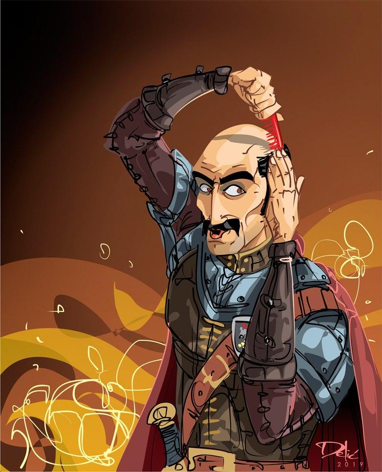Captain Kindly by Dejan Delic.jpg