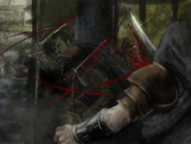 An assassin returns to malaz by slaine69.jpg