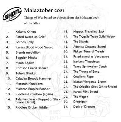 Inktober 2021 List by Shadaan.PNG