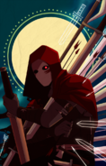 Knight of high house death by mrakobulka