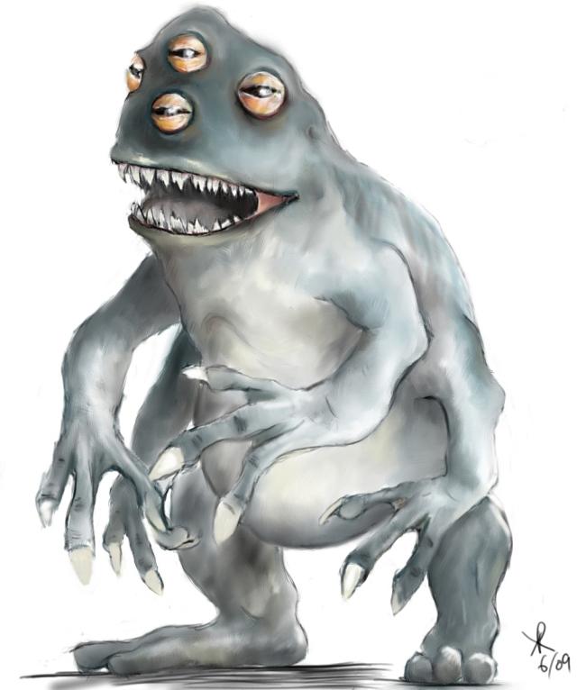 Greyfrog