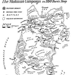 Map Genabackis from GotM.jpg