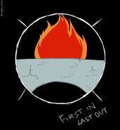 Bridgeburners sigil by bluefire
