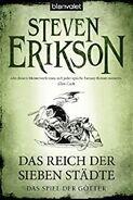 Deadhouse Gates German Cover - Part 1