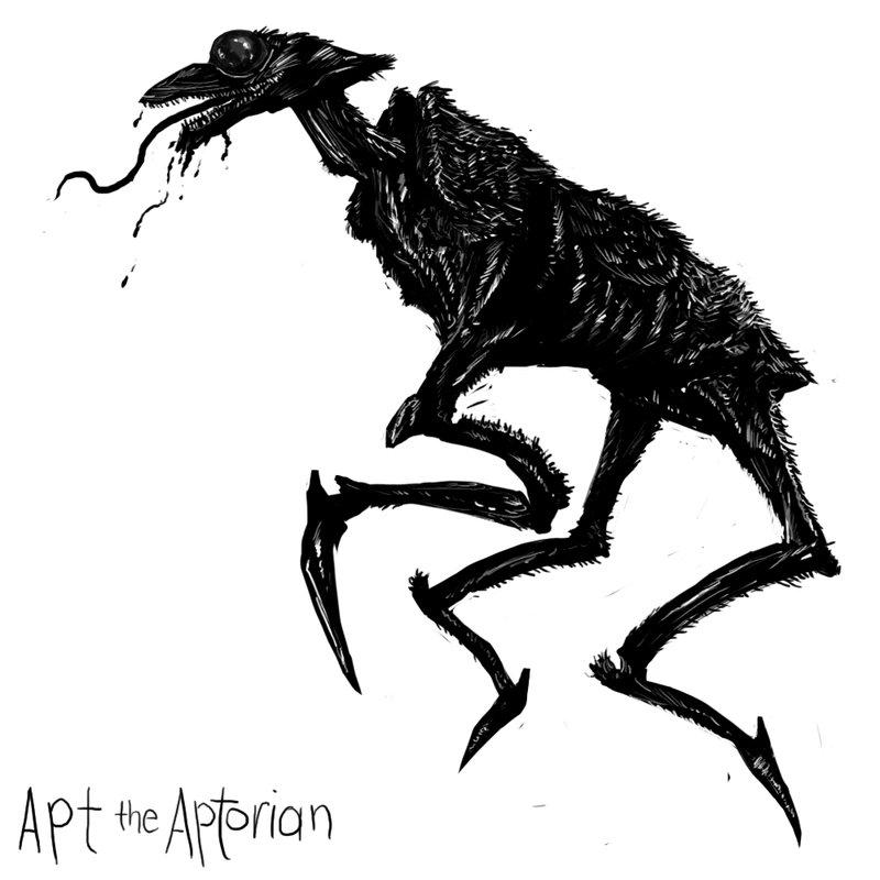 Apt the aptorian by genesischant.jpg
