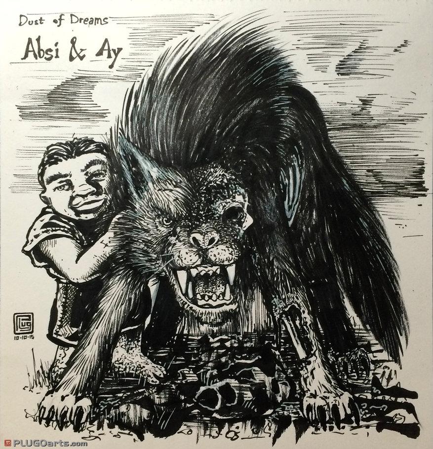 Absi and Ay by PLUGO.jpg