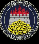 Bonehunters emblem by Donnyh2