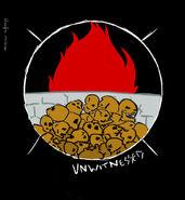 Bonehunters Sigil gross by bluefire