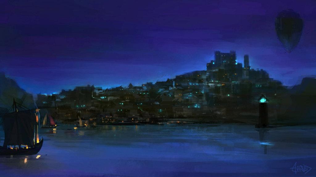 City of azure fire by artsed-d8wxrup.jpg