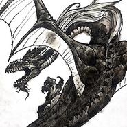 File:Anomander Rake Dragon by YoltonsArt