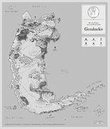 Genabackis Grey by Joshua Butler