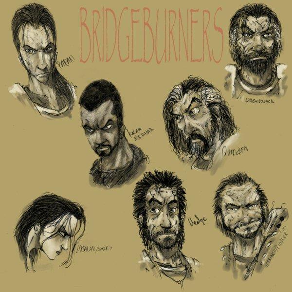 Bridgeburners by slaine69.jpg