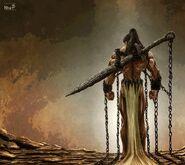 Karsa orlong the god is not willing by nik ivanov
