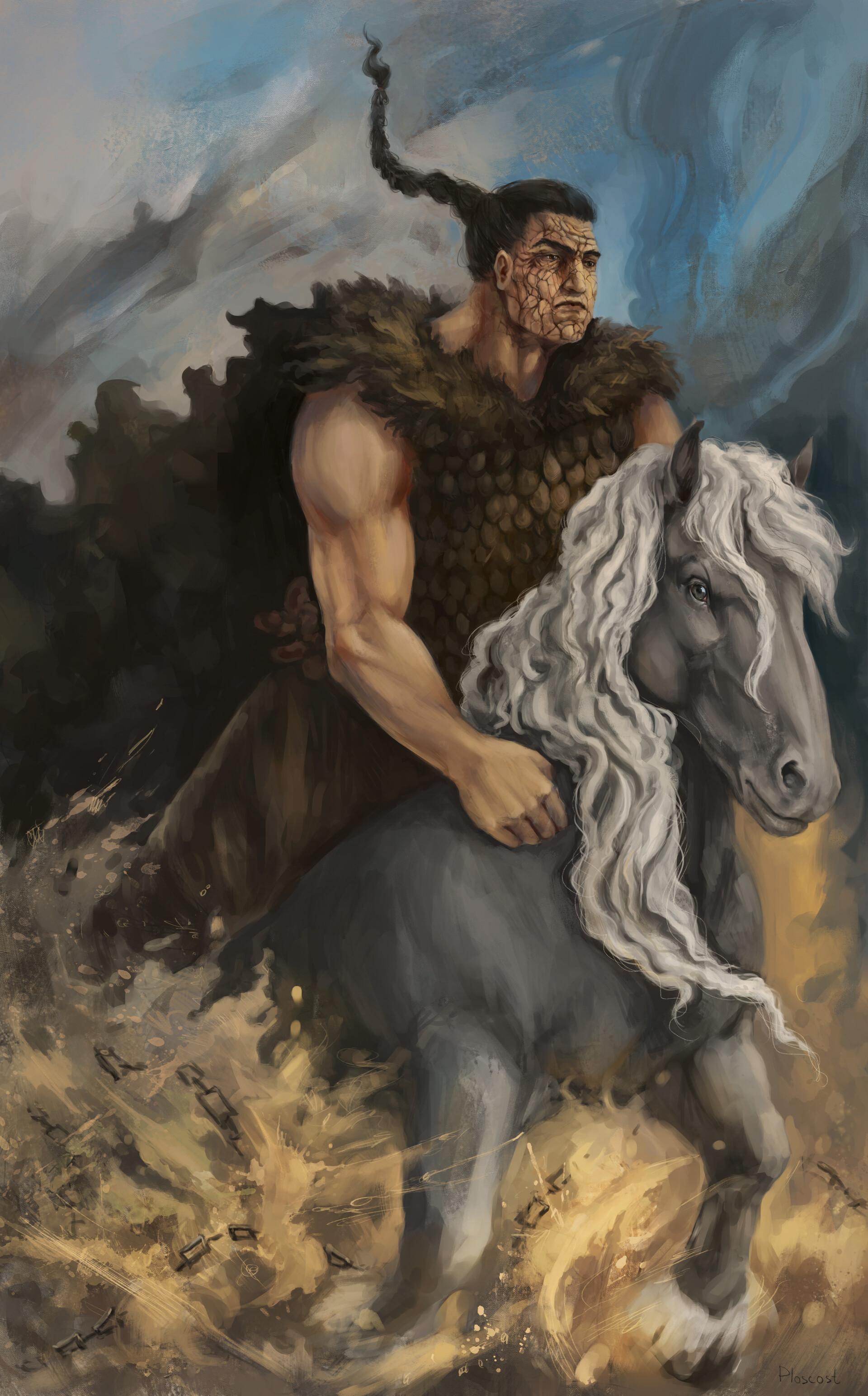 Havok (Jhag horse)