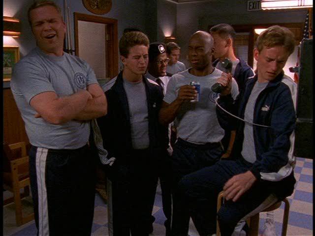 Marlin Academy Cadets