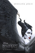 Maleficent Mistress of Evil Fairy Poster 01