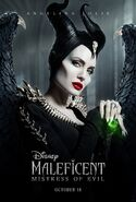 Maleficent Mistress of Evil Character Poster 01