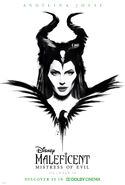Maleficent Mistress of Evil Dolby Poster