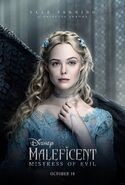 Maleficent Mistress of Evil Character Poster 02