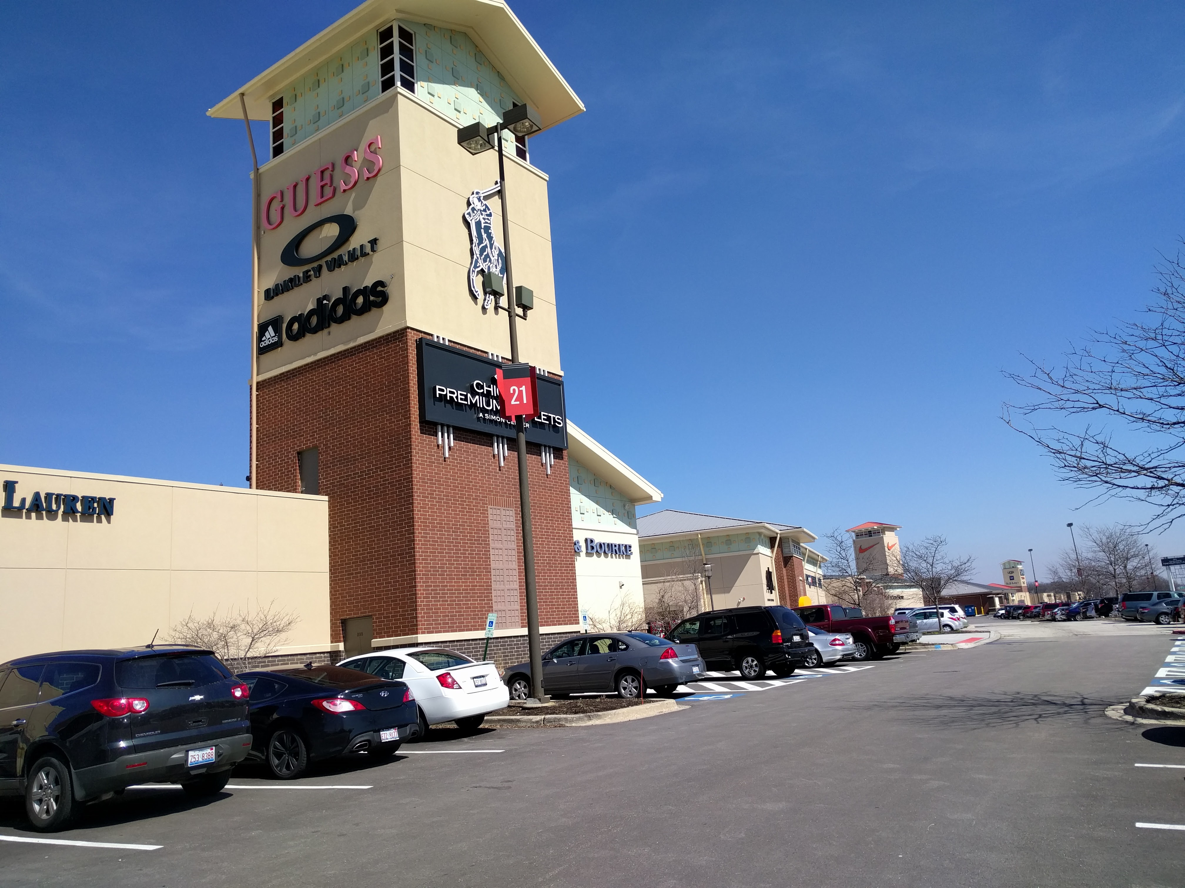 frangia Remissione Predictor  The Chicago Premium Outlets | Malls and Retail Wiki | Fandom