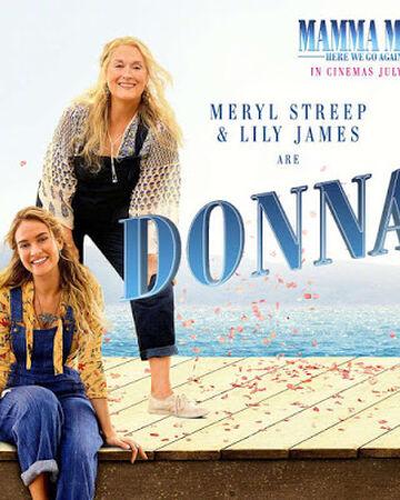 Donna Sheridan Mamma Mia Wiki Fandom