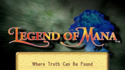 Legend of Mana - OST