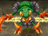 Mantis Ant (Adventures of Mana)