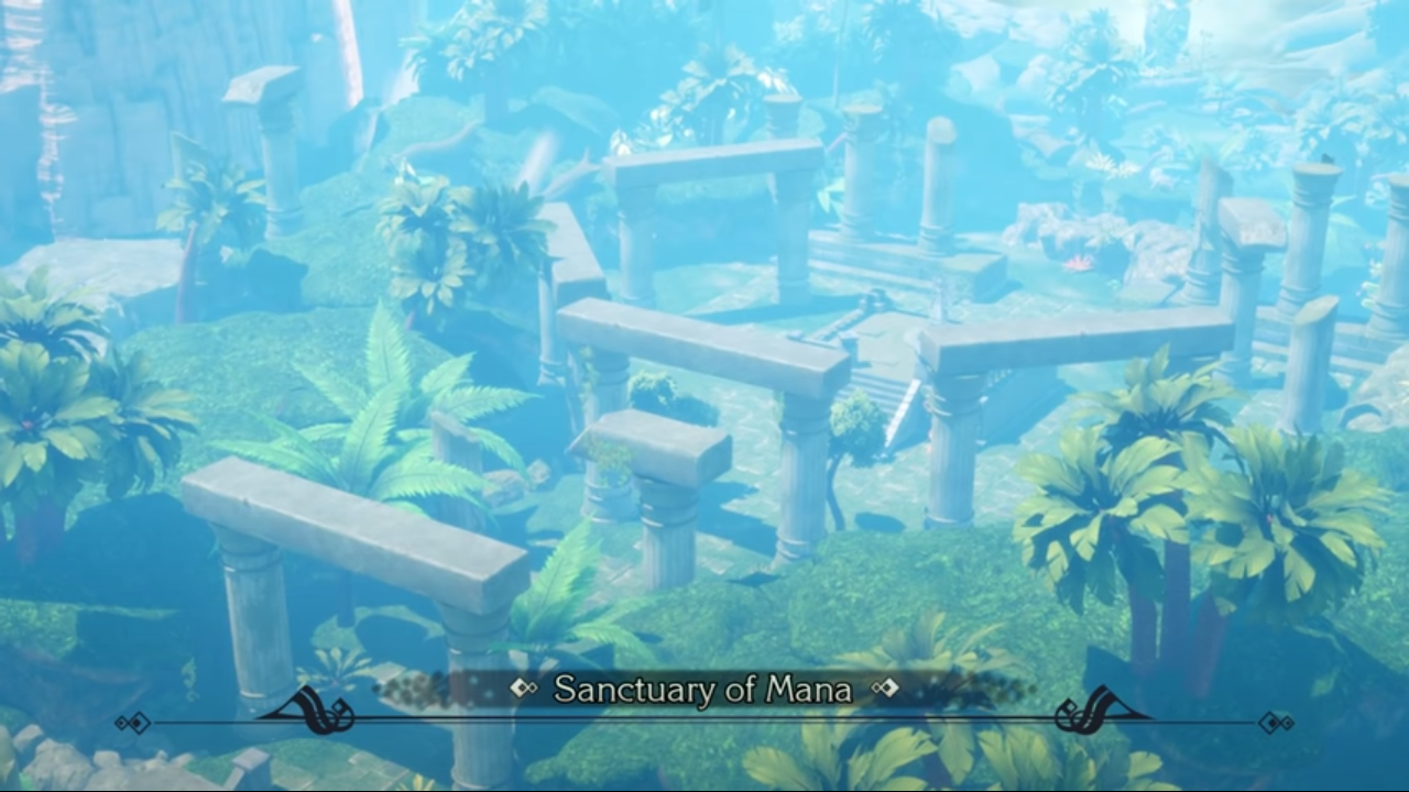 Sanctuary of Mana (Trials of Mana)