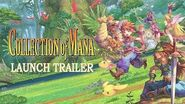 Collection of Mana Launch Trailer (Closed Captions)