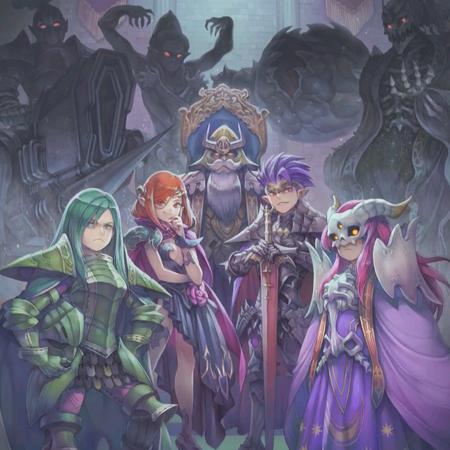 Secret of Mana Remake - Emperor Vandole and his generals.png