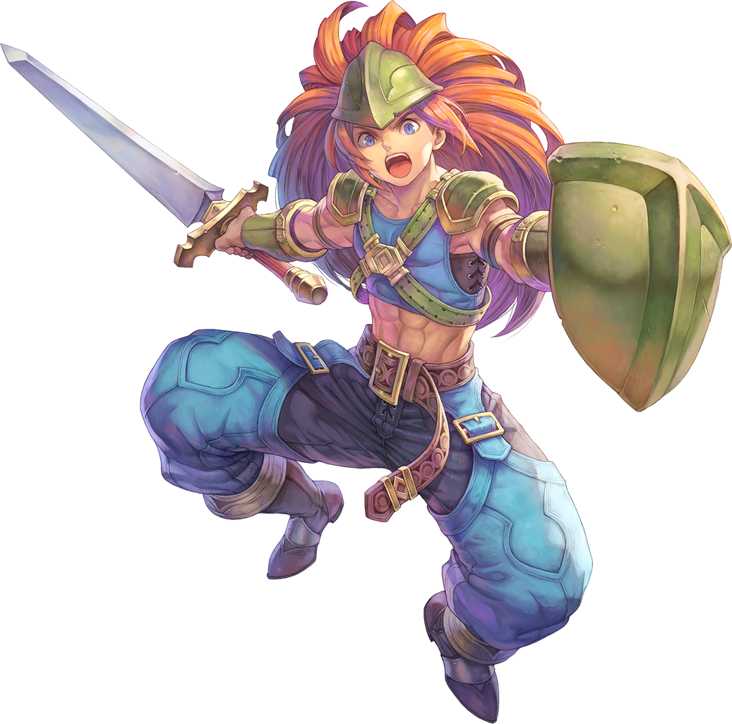 Fighter (Trials of Mana)