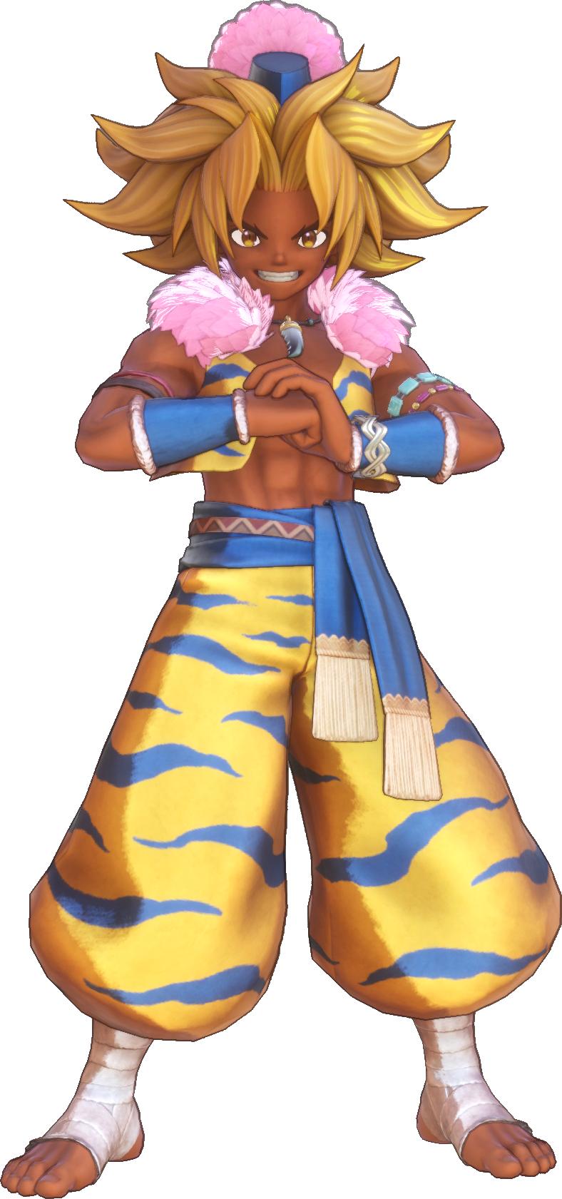 Grappler (Trials of Mana)