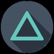 PS Triangle Icon