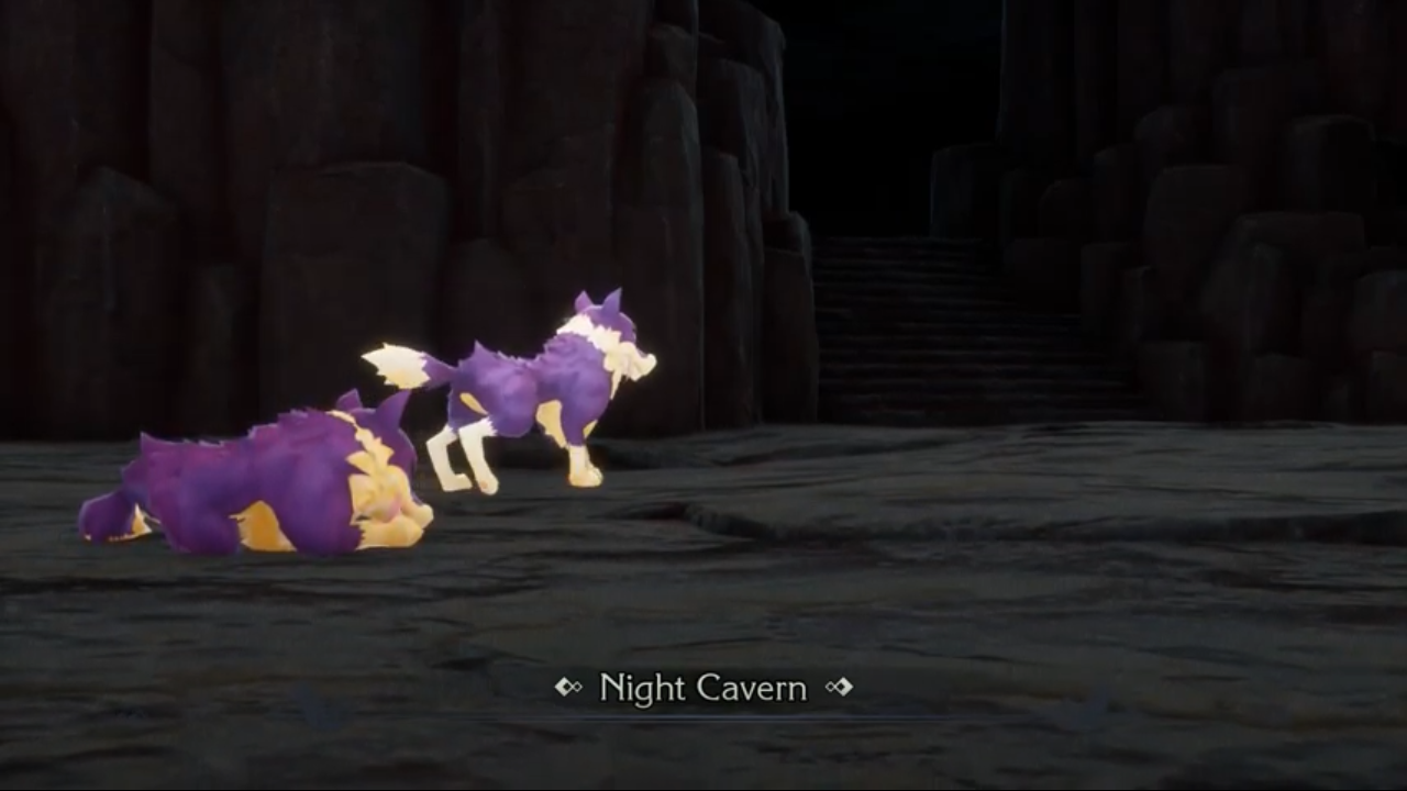 Night Cavern
